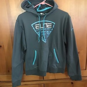 Nike Elite youth Therma-Fit pull over hoodie